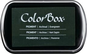 Clearsnap Colorbox - Evergreen Stempelkissen