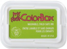 Clearsnap - MyFirst Colorbox Lime