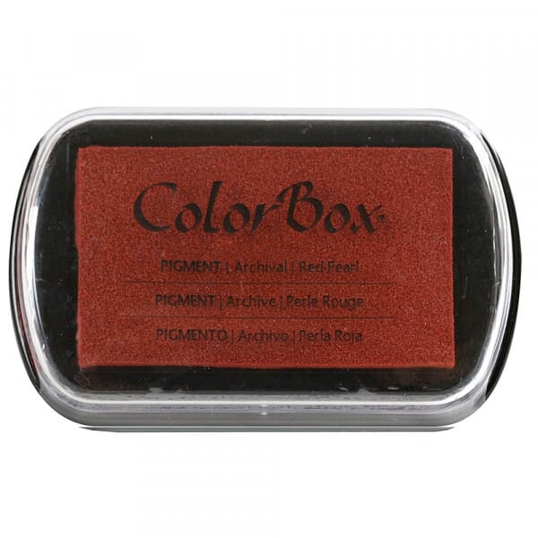 Clearsnap - Colorbox Full Size Metallics Red Pearl