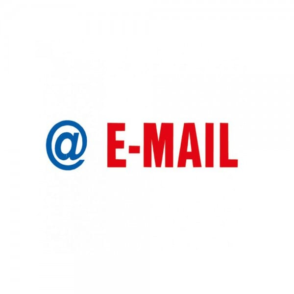 "Trodat Office Printy Textstempel ""E-Mail"""