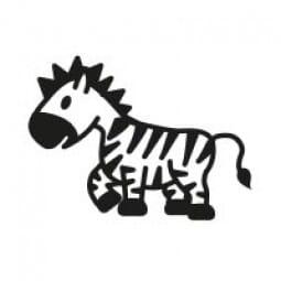 Stemplino Ministempel Zoe Zebra