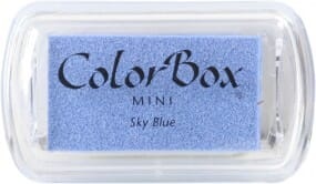 Clearsnap - Colorbox Mini Inkpad Sky Blue