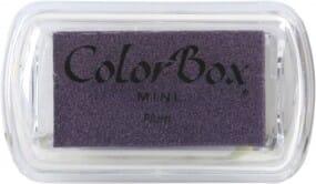 Clearsnap - Colorbox Mini Inkpad Plum