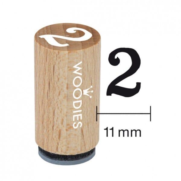 Mini Woodies Stempel - 2