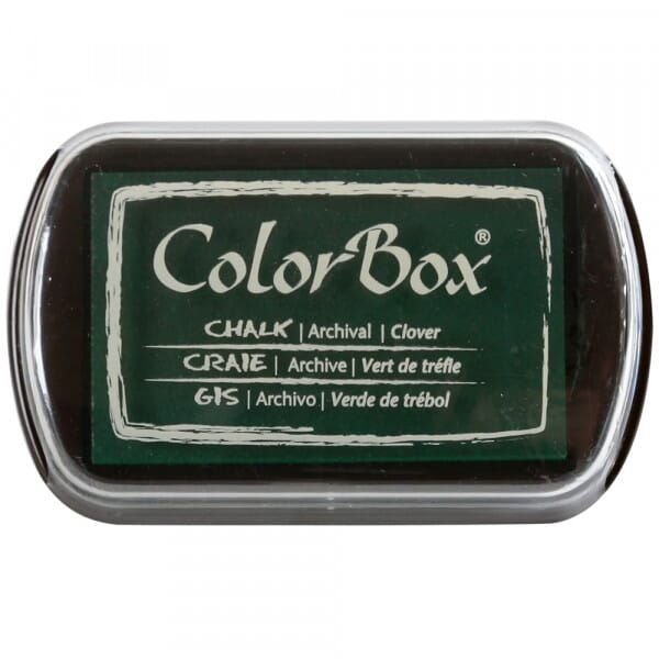 Clearsnap - Colorbox Chalk Ink Full Size Clover