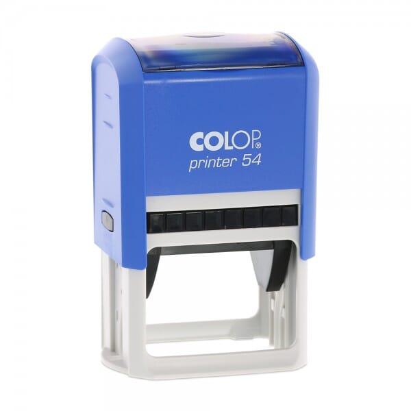 Colop Printer 54 (40x50 mm - 7 Zeilen)