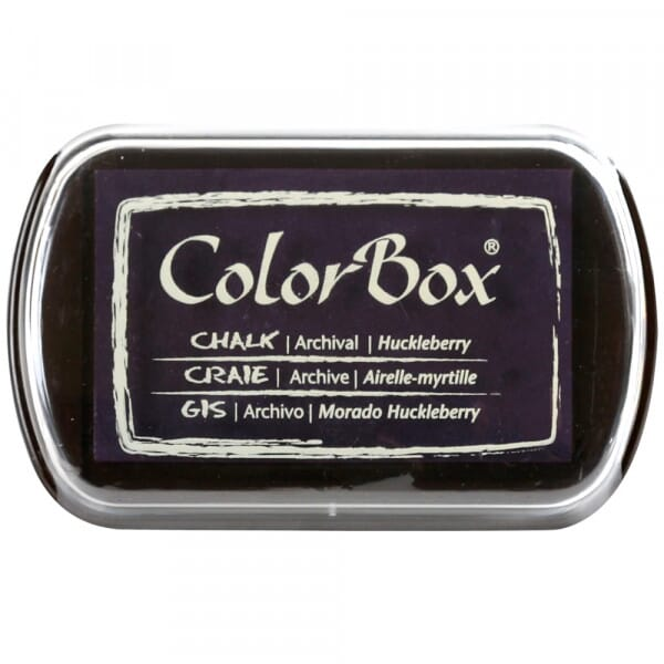 Clearsnap - Colorbox Chalk Ink Full Size Huckleberry