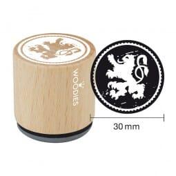 Woodies Stempel - Bayrischer Löwe