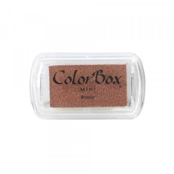 Clearsnap - Colorbox Mini Inkpad Metallics Bronce