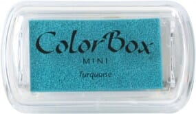 Clearsnap - Colorbox Mini Inkpad Turquoise