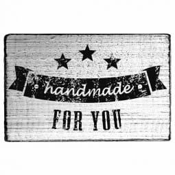 Vintage Stamp Homemade for you