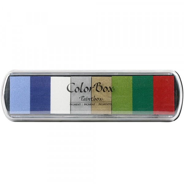 Clearsnap - Colorbox Paintbox Merry