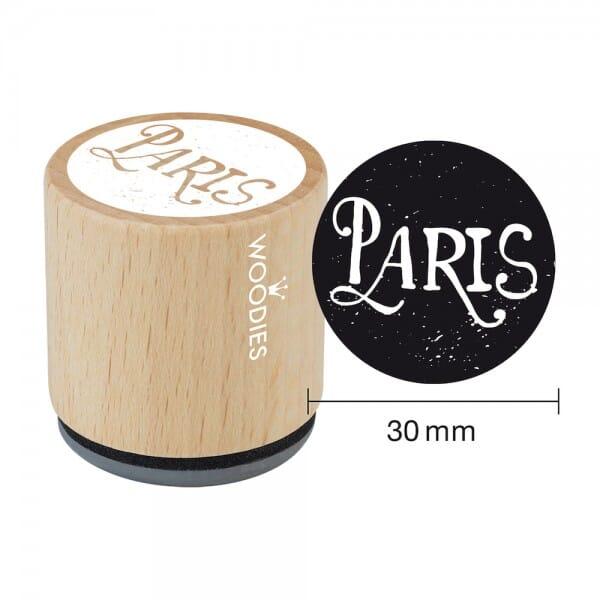 Woodies Stempel - Paris