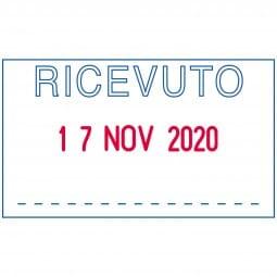 "Trodat Printy Datumstempel 4750/L1 ""RICEVUTO"""
