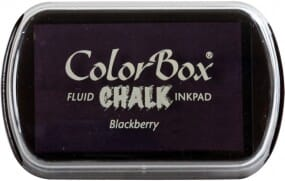 Clearsnap Colorbox - Chalk Blackberry Stempelkissen