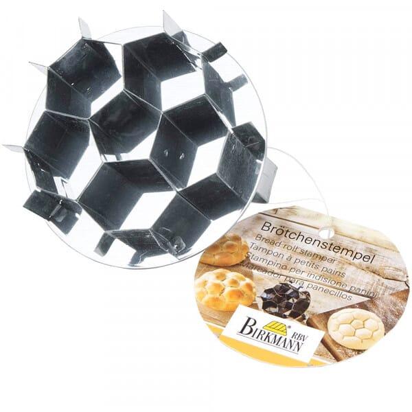 Brötchenstempel Fussball Ø 8 cm