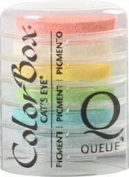 Clearsnap Colorbox - Queue Rainbow Sherbet Stempelkissen