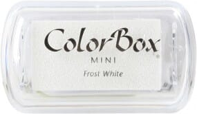 Clearsnap - Colorbox Mini Inkpad Frost White