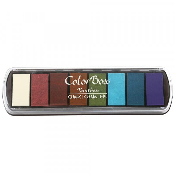Clearsnap - Colorbox Chalk Paintbox Mercantile