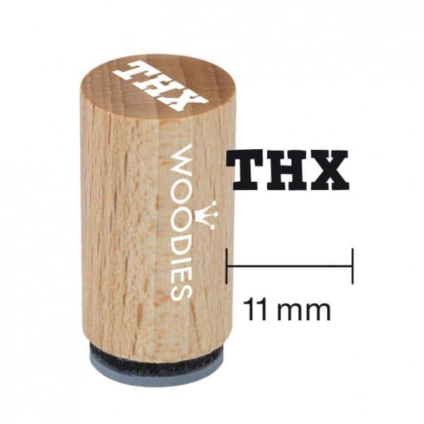 Mini Woodies Stempel - THX
