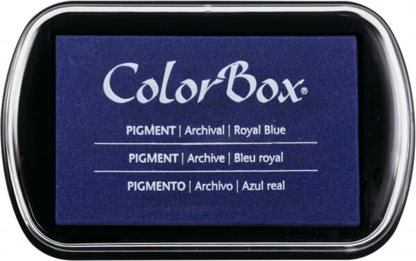 Clearsnap Colorbox - Royalblue Stempelkissen