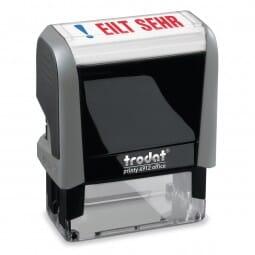 "Trodat Office Printy Textstempel ""Eilt Sehr"""