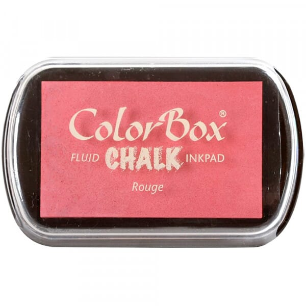 Clearsnap Colorbox - Chalk Rouge Stempelkissen
