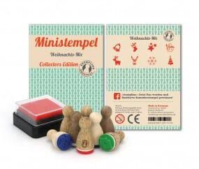 Stemplino Ministempel Weihnachts-Mix