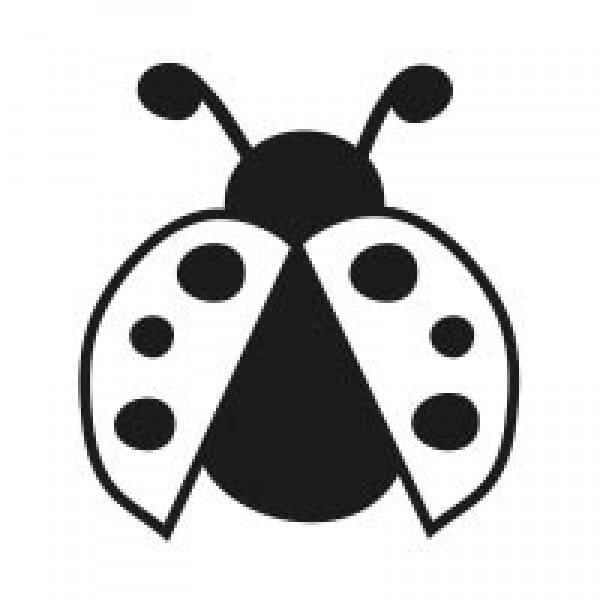 Stemplino Ministempel Käfer