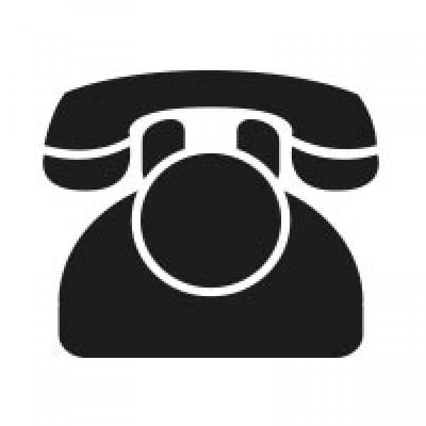 Stemplino Ministempel Telefon