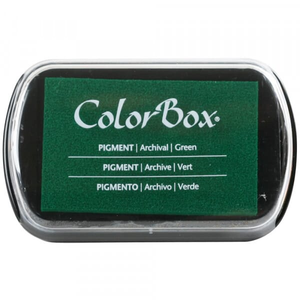 Clearsnap Colorbox - Green Stempelkissen