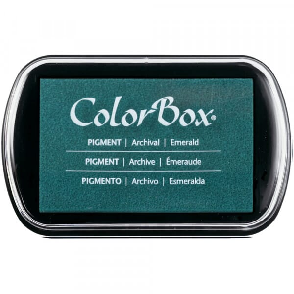 Clearsnap - Colorbox Full Size Emerald