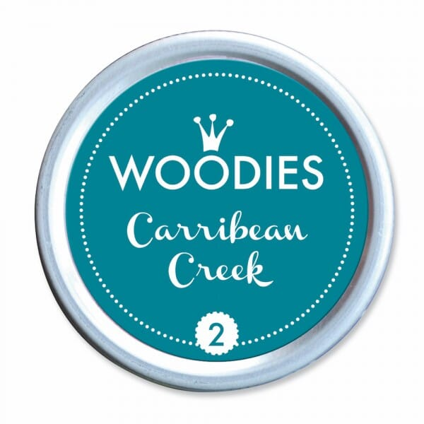 Woodies Stempelkissen - Carribean Creek