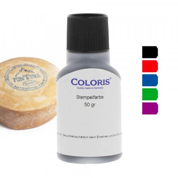 Coloris Käsestempelfarbe