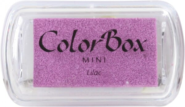 Clearsnap - Colorbox Mini Inkpad Lilac