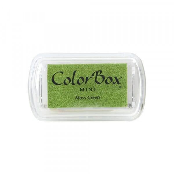 Clearsnap - Colorbox Mini Inkpad Moss Green