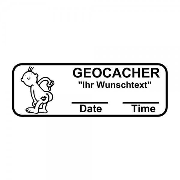 Geocaching - Trodat Mobile Printy 9411 38x14 mm