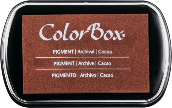 Clearsnap Colorbox - Cocoa Stempelkissen