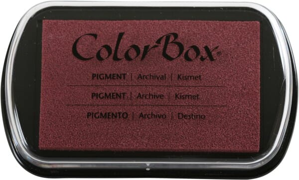 Clearsnap - Colorbox Full Size Kismet