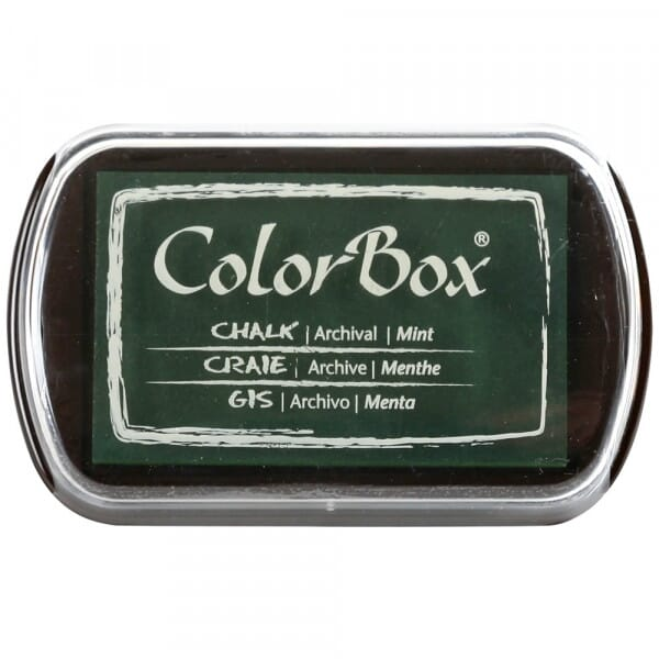 Clearsnap - Colorbox Chalk Ink Full Size Mint