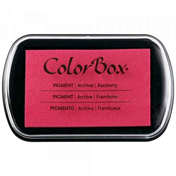 Clearsnap - Colorbox Full Size Razzberry