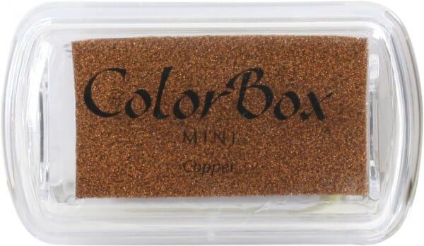 Clearsnap - Colorbox Mini Inkpad Metallics Copper