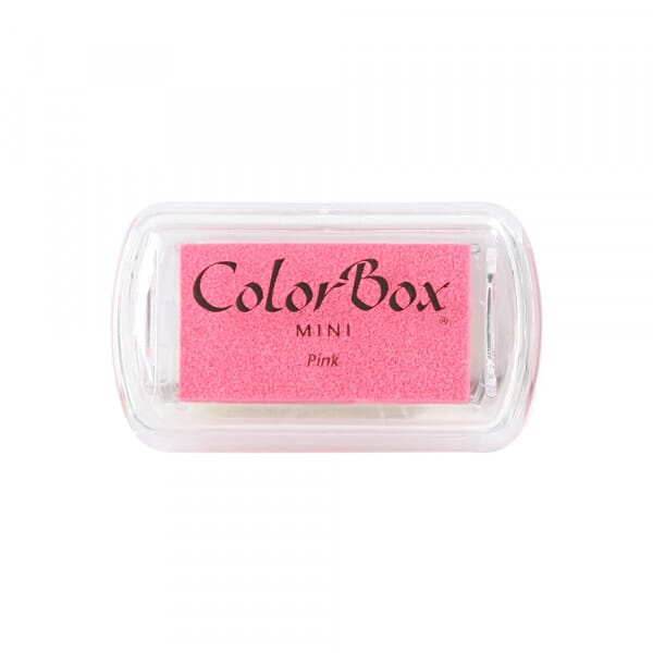 Clearsnap - Colorbox Mini Inkpad Pink