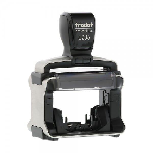 Trodat Professional 5206 - Textstempel - 56 x 33 mm - 8 Zeilen