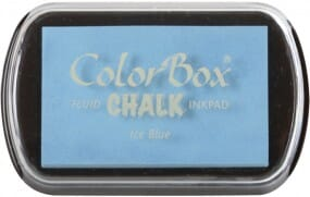 Clearsnap Colorbox - Chalk Ice Blue Stempelkissen