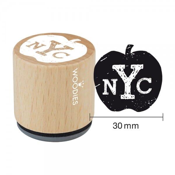 Woodies Stempel - NYC ... Apple