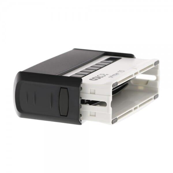 Colop Printer 15 (69x10 mm 2 Zeilen)