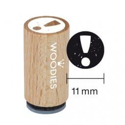 Mini Woodies Stempel - ! Ausrufezeichen