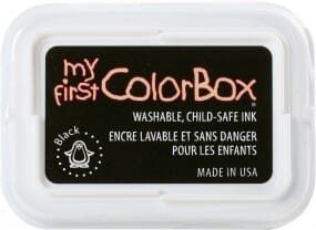 Clearsnap - MyFirst Colorbox Black