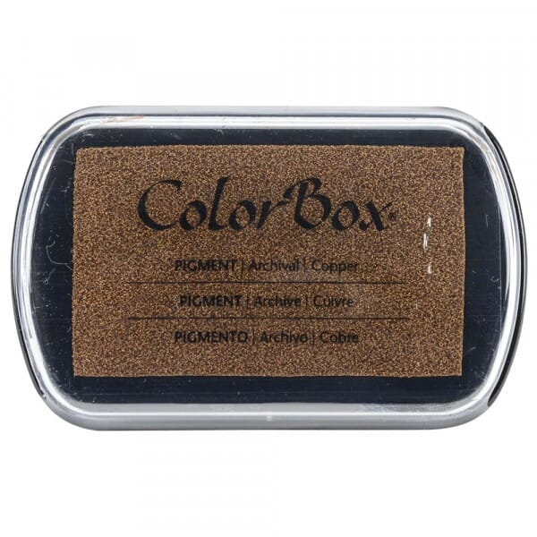 Clearsnap - Colorbox Full Size Metallics Copper